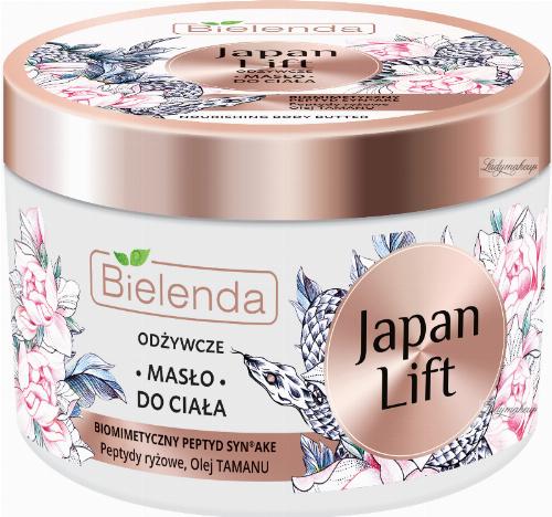 Bielenda - Japan Lift - Nourishing Body Butter - Nourishing body butter - 200 ml