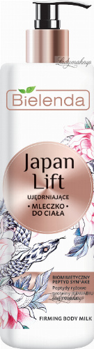 Bielenda - Japan Lift - Firming Body Milk - Firming body milk - 400 ml