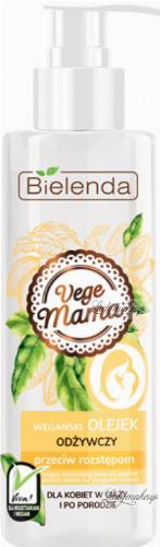 Bielenda - Vege Mama - Vegan nourishing oil against stretch marks - For pregnant and postpartum women - 200 ml