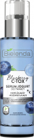 Bielenda - BLUEBERRY C-TOX FACE SERUM YOGHURT - Moisturizing and brightening face serum / yogurt - 30 ml