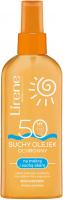 Lirene - Suchy olejek ochronny do opalania - SPF50 - 150 ml