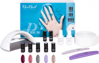 NeoNail - SMART SET PREMIUM - Set for hybrid manicure - 5911