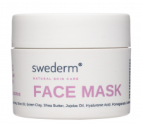 Swederm - FACE MASK 4IN1 - 4in1 face mask - 100 ml