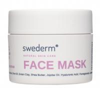 Swederm - FACE MASK 4IN1 - Maseczka do twarzy 4w1 - 100 ml