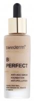 Swederm - B PERFECT - TRIPLE ACTION - Serum, podkład i ochrona dla twarzy - SPF 15 - 30 ml