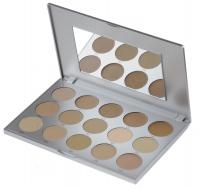 Kryolan - HD Micro Foundation Cream - Paleta podkładów - 19115
