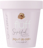 FLUFF - Body Yoghurt - Jogurt do ciała - Mleczna czekolada - 180 ml