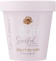 FLUFF - Body Yoghurt - Body yogurt - Milk chocolate - 180 ml