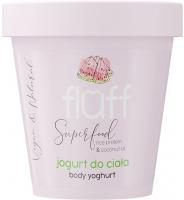 FLUFF - Body Yoghurt - Body Yogurt - Juicy Watermelon - 180 ml