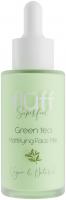 FLUFF - Mattifying Face Milk - Matująco-nawilżające mleko do twarzy - Zielona herbata - 40 ml