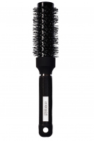 Inter-Vion - Ceramic Hair Modeling Brush - Ceramic hair styling brush up to 35 mm shoulders - Black Label