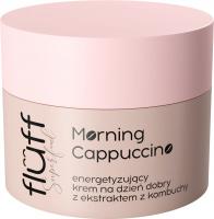 FLUFF - Superfood - Morning Cappuccino Cream - Energetyzujący krem do twarzy na dzień dobry - 50 ml