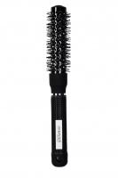 Inter-Vion - Ceramic Hair Modeling Brush - Ceramic styling brush for medium length hair 25 mm - Black Label