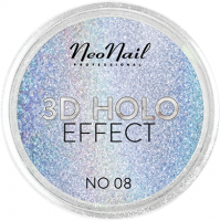 NeoNail - 3D HOLO EFFECT - Holographic, three-dimensional nail pollen