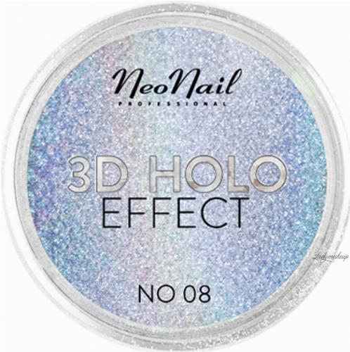 NeoNail - 3D HOLO EFFECT - Holograficzny, trójwymiarowy pyłek do paznokci