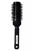 Inter-Vion - Ceramic Hair Modeling Brush - Ceramic styling brush for medium length hair - Black Label