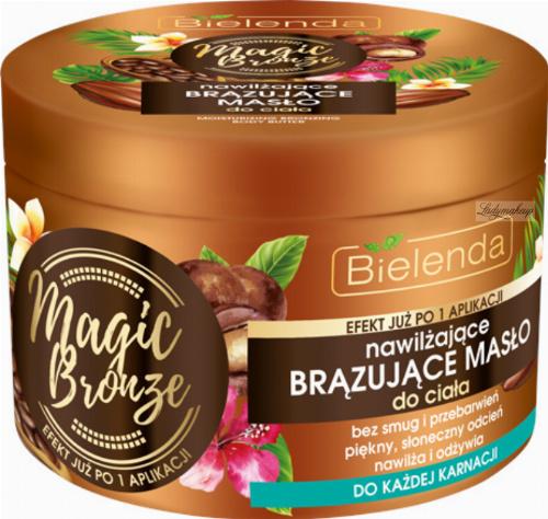 Bielenda - MAGIC BRONZE - Moisturizing Bronzing Body Butter - 200 ml