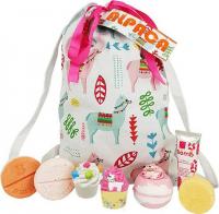 Bomb Cosmetics - Wash Bag Gift Pack - Zestaw upominkowy kosmetyków do kąpieli i pielęgnacji - Alpaca My Bag