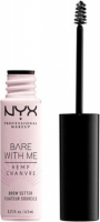 NYX Professional Makeup - BARE WITH ME - HEMP CHANVRE BROW SETTER - Eyebrow fixer - 01