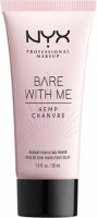 NYX Professional Makeup - BARE WITH ME - HEMP CHANVRE RADIANT PERFECTING PRIMER - Rozświetlająca baza pod makijaż - 30 ml