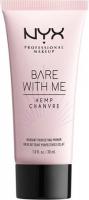 NYX Professional Makeup - BARE WITH ME - HEMP CHANVRE RADIANT PERFECTING PRIMER - Illuminating make-up base - 30 ml