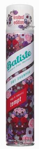 Batiste - Dry Shampoo - Edgy & Romantic Tempt - Dry hair shampoo - 200 ml