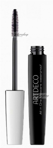 ARTDECO - All in One Mascara Waterproof - Waterproof, lengthening and thickening mascara