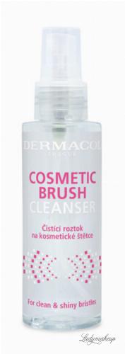 Dermacol - Cosmetic Brush Cleanser - Płyn do czyszczenia pędzli w sprayu - 100 ml