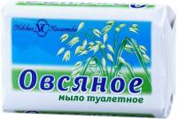 Nevska Kosmetika - Mydło toaletowe w kostce - Owsiane - 90 g