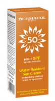 Dermacol - Water Resistant Sun Cream - Wodoodporny krem ochronny do opalania - SPF 50 - 50 ml