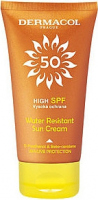 Dermacol - Water Resistant Sun Cream - Waterproof sunscreen cream - SPF 50 - 50 ml
