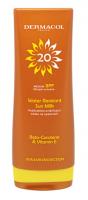 Dermacol - Water Resistant Sun Milk - Waterproof sun milk SPF 20 - 200 ml