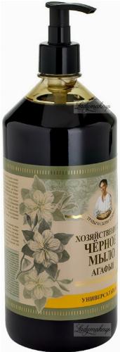 Agafia - Recipes Babuszki Agafii - Universal cleaner based on black Agafia soap - 1000 ml