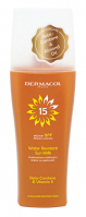 Dermacol - Water Resistant Sun Milk - Waterproof SPF 15 spray sunscreen - 200 ml