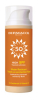 Dermacol - Water Resistant Tinted Sun Protection Fluid - Waterproof, toning fluid for the face - SPF 50 - 50 ml
