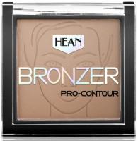 HEAN - BRONZER PRO CONTOUR - Bronzer do twarzy i ciała