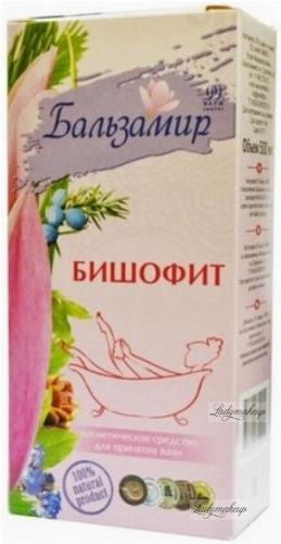 FARM EFEKT - BISZOLIN - Żel do pielęgnacji skóry z biszofitem - 130 g