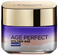 L'Oréal - AGE PERFECT GOLDE AGE - Re-Fortifying Fresh Care - Złoty Wiek - Odświeżający krem wzmacniający - Noc - 50 ml