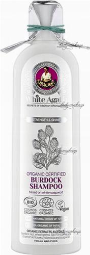 Agafia - White Agafia - Burdock hair shampoo (natural) - 280 ml