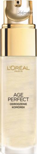 L'Oréal - AGE PERFECT - Odrodzenie Komórek - Złote serum odbudowujące - 50+