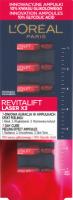 L'Oréal - REVITALIFT LASER X3 - 7 dniowa kuracja w ampułkach - Efekt peelingu