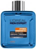 L'Oréal - MEN EXPERT - HYDRA ENERGETIC AFTER SHAVE SPLASH - Anti-redness Aftershave - 100 ml