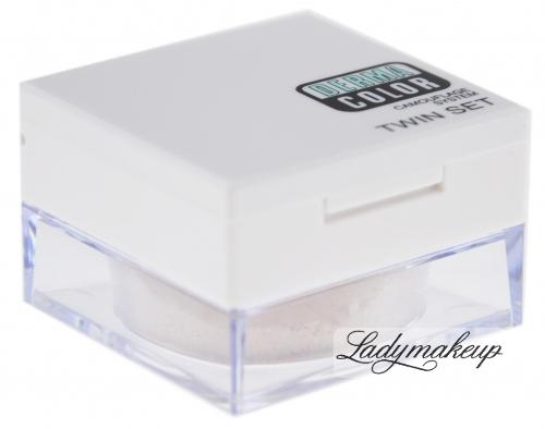 Kryolan - Dermacolor - Twin Set - Podkład + puder fixujący - 79089
