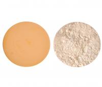Kryolan - Dermacolor - Twin Set - Podkład + puder fixujący - 79089-D 62 P 11 - D 62 P 11