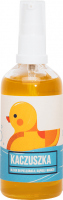 Mydlarnia Cztery Szpaki - Oil for the care, bath and massage for children - Duck - 100 ml