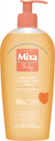 Mixa - Baby - Gentle bath and wash lotion with oil - Dry and sensitive skin - 400 ml