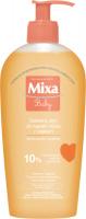 Mixa - Baby - Delikatny płyn do kąpieli i mycia z olejkiem - Skóra sucha i wrażliwa - 400 ml