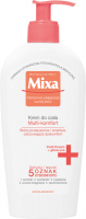 Mixa - Multi-Comfort body cream - Dry and sensitive skin feeling discomfort - 400 ml
