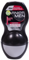 GARNIER - MEN - ACTION CONTROL THERMIC 72H ANTI-PERSPIRANT - Antiperspirant roll-on with thermo protection for men - 150 ml