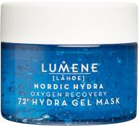LUMENE - LAHDE - NORDIC HYDRA OXYGEN RECOVERY 72H HYDRA GEL MASK - Żelowa maska do twarzy dotleniająco-nawilżająca - 150 ml